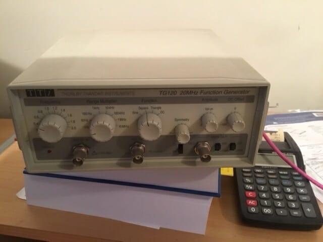 Thandar Function Generator