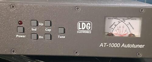 LDG AT - 1000 1kw tuner